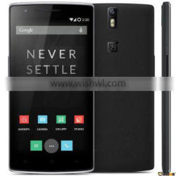 """New Oneplus one 64GB 16GB Android 4.4 Mobile Phone 5.5"""" FHD Snapdragon 801 Quad Core 4G Lte Phone"""