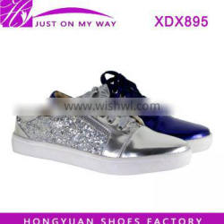 trendy new model canvas shoes for ladies, fashionable women canvas sheos