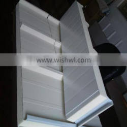 Low price building material Insulation Fireproof PU Sandwich panel standard with High Quality From China