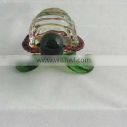 Turtle Shaped Glass Craft Factory Directly Wholesale