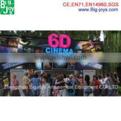 2013 Final hot selling 6D Cinema for sale