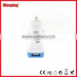 Approved CE&RoHS Factory Supply car charger 1 USB mobile phone travel charger