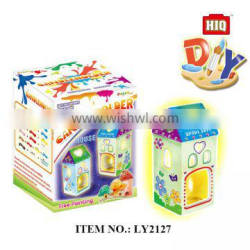 2016 hottest diy painting toys children educational toys for promotion