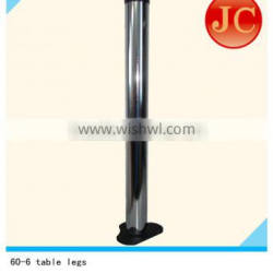 adjustable smooth Dining Table Legs 60-6