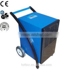 China OEM/ODM dehumidifier product portable wheel design for warehouse in EU
