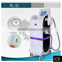 Promotion!!! E-light IPL hair removal Laser machines for sale multifunction beauty machine