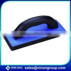 Grout Float for grouting, Rubber grout float, EVA Grout float, Float trowel W/plastic handle