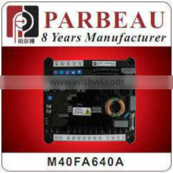 Factory sales M40FA640A Marelli diesel alternator avr