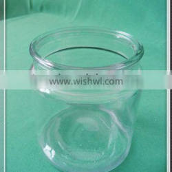 875ml wide mouth tissue culture vessels with glass lid