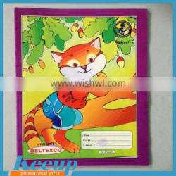 custom promotional cheap wholesale school notebook paper price