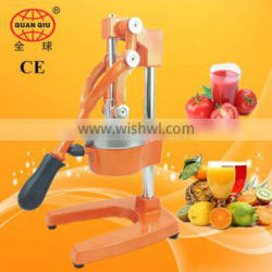 Manual beverage making machine with CE