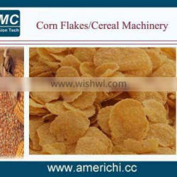 Automatic corn flakes breakfast cereal machines in china