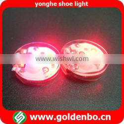 Flashing mini shoe upper light