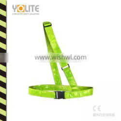 Custom High Quality Hi Vis Reflective Safety Police Belt