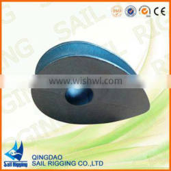 DIN3091 Cast Solid Heavy Duty Wire Rope Thimble