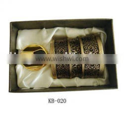 colophony gift set lighter and ashtray paked in gift box