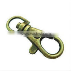 Metal snap hook dog hook and bag hook