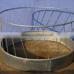 large cattle bale feeder