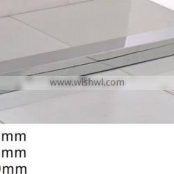 sanitary ware stainless steel profile shower tray showe base for simple shower room s305 shower room accessory