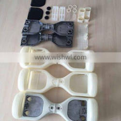 Plastic Electric 2 wheel self balance scooter parts