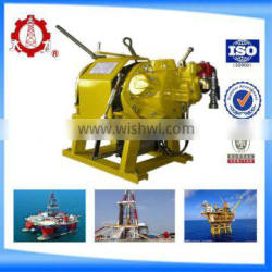 5 ton offshore drilling rig gas powered air winch