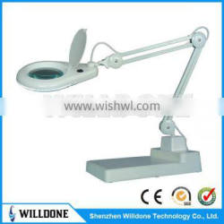 Super-Bright LED Classic Magnifying Cosmetic Lamp Manufacturer Beauty Salon