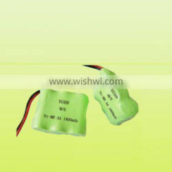 Dison AA Ni-MH rechargeable battery pack 1800mAh high capacity battery