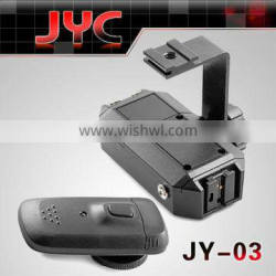 Wireless flash trigger JY-03 with 16channels