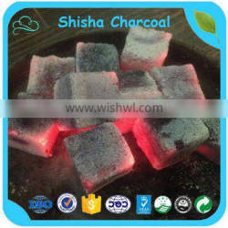 Coconut Shell Material And Machine-Made Charcoal Type Shisha Charcoal