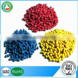 Colored cable raw material PVC granules
