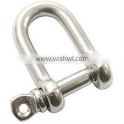 Different Kinds of Stainless Steel U Type Shackle