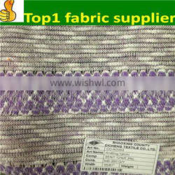 make-to-order supplier 100% combed cotton printed interlock knitted fabric for garment