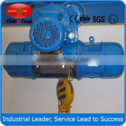 electric wire rope hoist CD1 with high quality