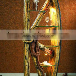 Hot Sale Resin Antique Wine Cabinet