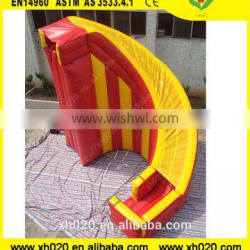 Commerical giantinflatable water slide parts kids and adults