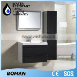 resin basin colored wall bathroom cabinet india
