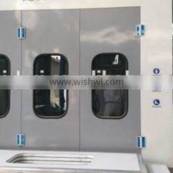 ISO approved car Spray painting and baking booth