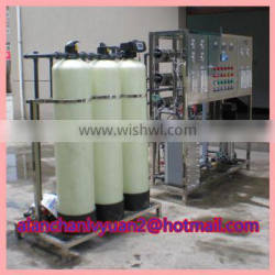 drinking water with flushing system/small potted water plants