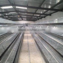 galvanized steel battery cages laying hens best sale
