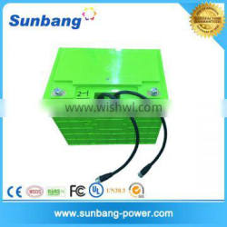 High Quality Custom 800Ah Battery LiFePO4 Battery Pack for E-Boat, Vehicle