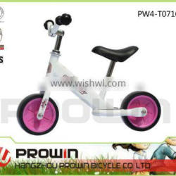 7'' EVA tires no pedals customized bycicle tiny kid bike (PW4-T07100)