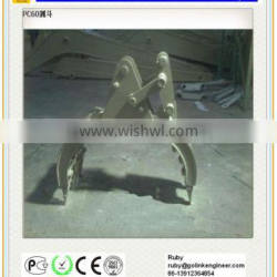excavator hydraulic log grapple,hydraulic log grapple