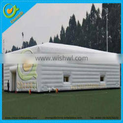 Popular inflatable party tent , inflatable cube tent , cube inflatable tent