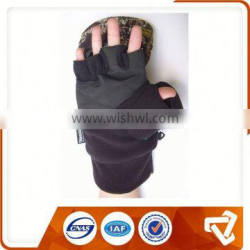 Camouflage Polar Fleece Gloves Made In China