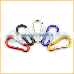 Fashion High Quality professional stainless steel carabiner snap
