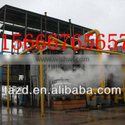 DIA 3 m two stage cold gas Coal gasifier