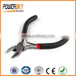 """4.5"""" Mini Diagonal Pliers with Bi-color Dipped Handles Quality Choice"""
