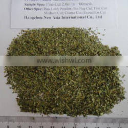 100% Natural Chinese Herb Medicine Dried Eucommia Leaf Cut