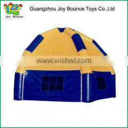2015 new design high quality inflatable tent house
