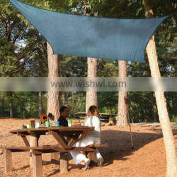 Sun Shade Sail UV Top Outdoor Canopy Patio Lawn Triangle Beige